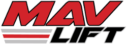 MAVLift | Mobile Articulating Vacuum Lifts | Official Site Logo