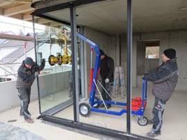 BigFoot Glass Lift