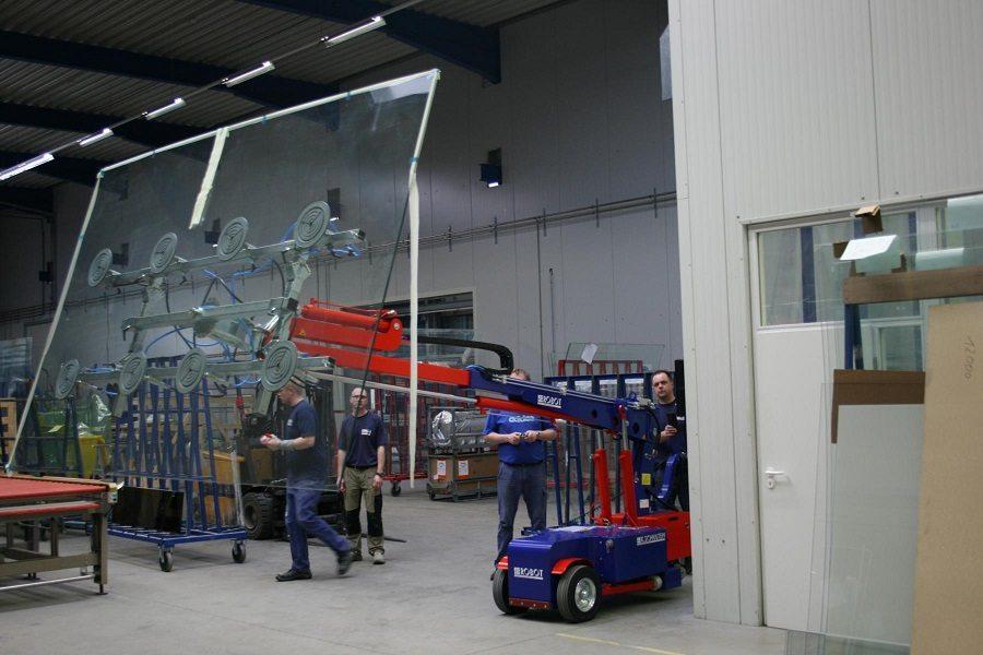 MAV Lift Glazing Tools