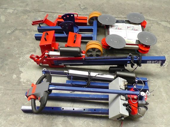 MAV Lift Glazing Tools 400