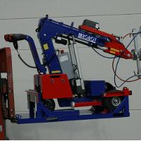 MAVLift Glazing Robot Fork Lift Platform